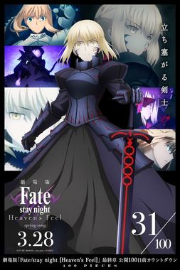 Fate/stay night [Heaven's Feel] - 564 x 846